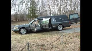 IMAGES: Dale Earnhardt Hearse For Sale On eBay | WSOC-TV