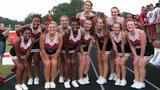 SLIDESHOW: Newton-Conover Cheerleaders In Action - (1/16)