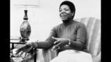 Photos: Maya Angelou through the years - (24/25)