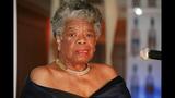 Photos: Maya Angelou through the years - (8/25)