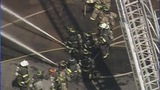 Firefighters battle Salisbury funeral home fire - (17/25)