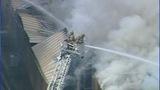 Firefighters battle Salisbury funeral home fire - (11/25)