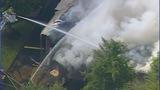 Firefighters battle Salisbury funeral home fire - (6/25)