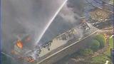 Firefighters battle Salisbury funeral home fire - (13/25)