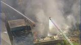 Firefighters battle Salisbury funeral home fire - (21/25)