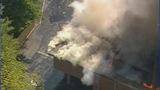 Firefighters battle Salisbury funeral home fire - (8/25)
