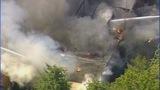 Firefighters battle Salisbury funeral home fire - (10/25)