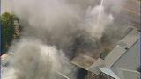 Firefighters battle Salisbury funeral home fire - (18/25)