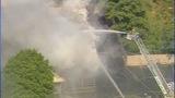 Firefighters battle Salisbury funeral home fire - (7/25)