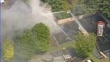 Firefighters battle Salisbury funeral home fire - (16/25)