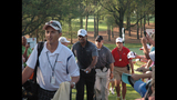 Tiger Woods draws massive crowd at pro-am - (24/25)