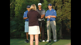 Tiger Woods draws massive crowd at pro-am - (11/25)