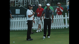 Tiger Woods draws massive crowd at pro-am - (17/25)
