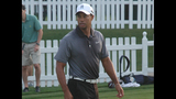 Tiger Woods draws massive crowd at pro-am - (6/25)