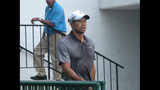 Tiger Woods draws massive crowd at pro-am - (7/25)