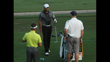 Tiger Woods draws massive crowd at pro-am - (2/25)