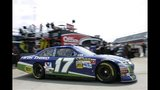 Drivers sport new paint schemes for Charlotte races - (1/12)