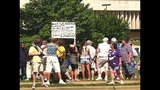 Protesters voice out against anti-gay Pastor Worley - (10/14)