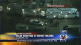Scene of Colorado movie theater shooting - (13/24)