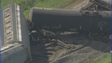 GALLERY: Scene of train derailment in Cramerton - (11/16)