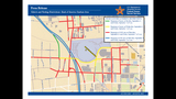 Maps of uptown DNC restrictions - (1/6)
