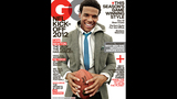 Cam Newton on cover of GQ - (1/3)