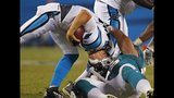 IMAGES: Cam leads Panthers to win over Dolphins - (15/25)