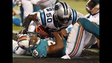 IMAGES: Cam leads Panthers to win over Dolphins - (5/25)
