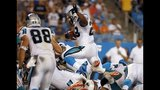 IMAGES: Cam leads Panthers to win over Dolphins - (18/25)