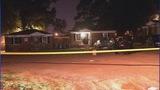 Scene of 2 women shot during robbery - (5/14)