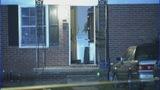 Scene of 2 women shot during robbery - (9/14)
