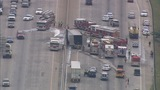 Scene of crash on I-85 NB - (17/19)