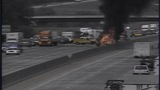 Scene of crash on I-85 NB - (6/19)