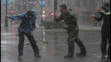 Hurricane Isaac arrives in New Orleans - (5/25)