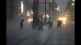 Hurricane Isaac arrives in New Orleans - (18/25)