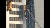 Rooms damaged at Blake Hotel where CA… - (2/4)