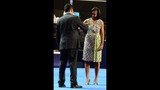 Michelle Obama arrives at the DNC - (20/21)