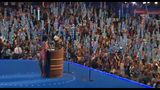 First lady addresses crowd at DNC - (19/20)