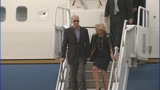Vice President Joe Biden and his wife arrive… - (7/7)