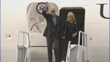 Vice President Joe Biden and his wife arrive… - (5/7)
