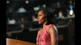 First lady addresses crowd at DNC - (2/20)