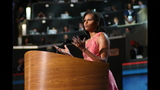 First lady addresses crowd at DNC - (4/20)