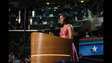 First lady addresses crowd at DNC - (11/20)