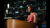 First lady addresses crowd at DNC - (13/20)