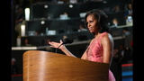 First lady addresses crowd at DNC - (15/20)