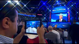 Bill Clinton takes stage during day 2 of DNC - (2/25)