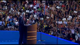 Bill Clinton takes stage during day 2 of DNC - (9/25)