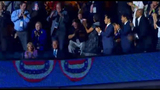Bill Clinton takes stage during day 2 of DNC - (10/25)