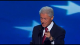Bill Clinton takes stage during day 2 of DNC - (13/25)