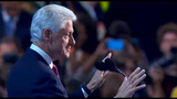 Bill Clinton takes stage during day 2 of DNC - (12/25)